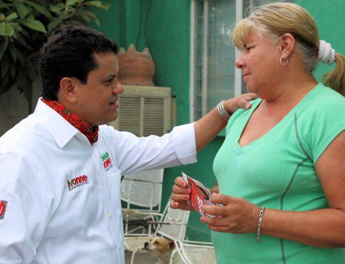 Impulsará Edgar Romo creación de Centro Integral de Desarrollo Agropecuario