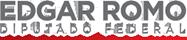 Edgar Romo Logo